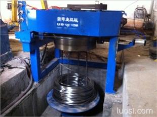 拉丝机:拉拔各种金属线材高、中、低碳线