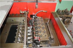 优质高效冷镦机                宜兴金纳利机械