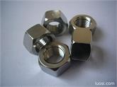 现货DIN934 M8-1.25六角螺帽10级镀锌 数量1000000pcs