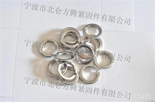 316材质自产自销GB93-87标准弹簧垫圈, 304材质GB93弹垫按盒销售