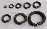 12.9级锰钢65MN材质弹簧垫圈, 高强度12级发黑GB93标准冲压生产弹垫