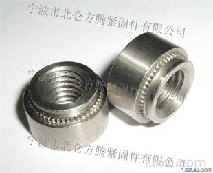 供应压铆螺母,铆螺母,拉铆螺母,自嵌式螺母, 嵌入螺帽