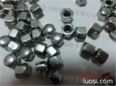 不锈钢六角盖形螺母,  平底盖型螺帽, DIN917标准盲孔盖形螺母