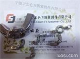 不锈钢羊角蝶形螺母, 普碳钢Q195蝶形螺帽, GB62标准方翼手拧螺母