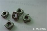 方腾牌GB39 四方螺母 M3-M16 方螺母 方型螺母 四方螺帽 方母
