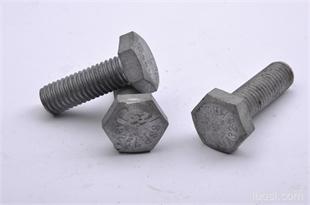 供应美标重型六角头螺栓,外六角螺栓,A325,镀镉