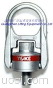 台湾YOKE重型公制M72万向旋转吊环螺丝8-203-315