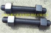 ASTMA193B7热镀锌螺栓,A193B7镀达克罗螺栓,A193B7镀特氟龙螺栓