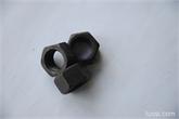 石油管道专用高压螺母35CrMo材质HG20613/HG20634化工标准螺母