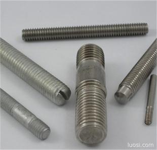 石化专用螺栓35CrMoA高压螺丝耐高温双头螺栓