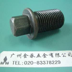 供应碳钢非标法兰螺栓