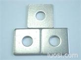 供应优质300HV高强平垫200HV垫圈 钢结构用垫圈 四方形垫圈