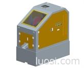 供应石西ZY-004A-C全密封搓牙机 昆山紧固件厂 全自动零号搓丝机 德国技术 厂家直销