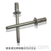 高强度海马拉钉,6.4系列不锈钢,铁海马钉