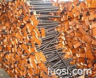 伟东建筑配件厂供应:顶托,步步紧,山型卡,穿墙螺丝,扣件螺丝等