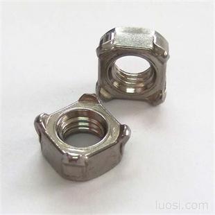 焊接方螺母(GB/T13680)