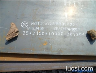 Q345D/E低合金板、卷