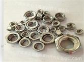 专产GB6184全金属六角锁紧螺母GB6185全金属六角防松螺母