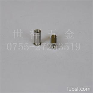 供应标准紧固件压铆螺柱SOS-M3-6