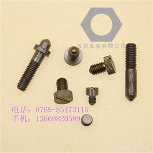 一字槽波珠螺丝|五荣一字槽波珠螺丝|模具或机械设备专用一字槽波珠螺丝