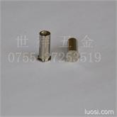 不锈钢六角压铆螺柱BSO4-3.5M3-8、BSOS-M3-14