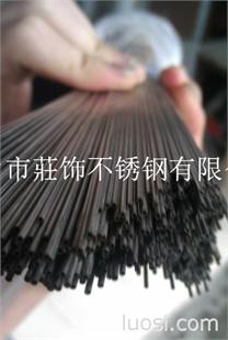 供应304不锈钢毛细管7*0.5mm、10*0.5mm、12*0.5mm规格齐全