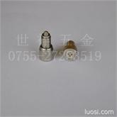 厂家直销、价格实惠不锈钢弹簧螺钉PF10-M2.5-15.5、PF10-M3-15.8