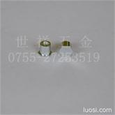 厂家专业生产压铆螺母柱BSO-3.5M3-8、BSO-M4-8