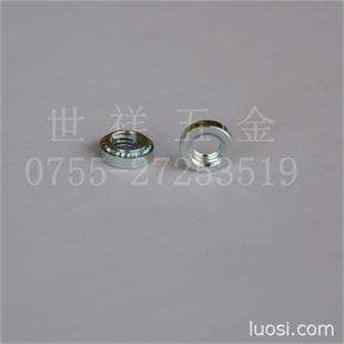 供应不锈铁压铆螺母SP-M4-0、SP-M5-0