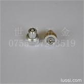 厂家专业生产涨铆式松不脱螺钉PF25-0420-0、PF15-0420-2