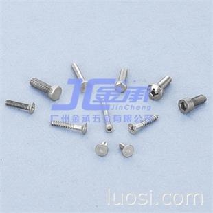 供应不锈钢机螺钉、圆头小螺钉