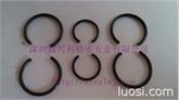 供应 孔用钢丝挡圈 规格全 质优价廉 深圳厂家