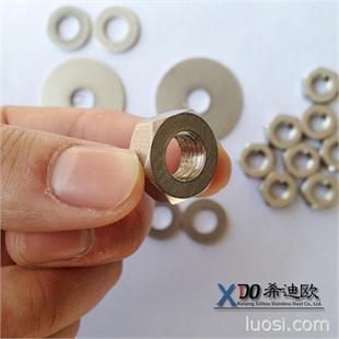 【现货供应】1.4529/N08926/6Mo不锈钢 螺栓 螺母 垫片