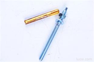 专业生产化学锚栓 规格齐全 现货供应。