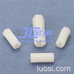 塑料六角柱,塑料隔离柱