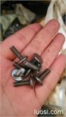 三点焊接螺丝 碰焊螺钉 焊点螺丝
