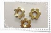 铜件加工 PPR铜嵌件 预埋螺母 铜螺母 黄铜螺母 厂家直销