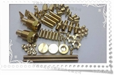 非标铜件 预埋铜螺母 嵌入铜螺母 滚花直通铜螺母 铜件加工