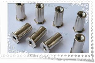 PEM标准件, PEM紧固件, PEM标准压铆螺丝, 压铆螺母柱, 齐平螺母, PEM非标订做