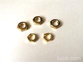 反牙铜螺母,铜螺母