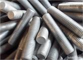 专业生产细干/缩颈双头螺栓;热镀锌牙棒