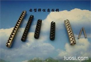供应优质产品  不秀钢 齿型弹性圆柱销  规格2*22