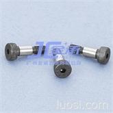 供应12.9级合金钢圆柱头轴肩螺栓(塞打)