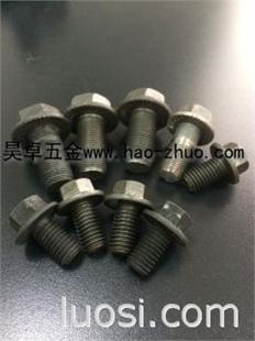 长期供应 各个标准 法兰螺栓