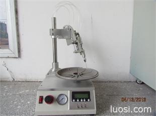 电动车端盖涂胶机0574-63688106