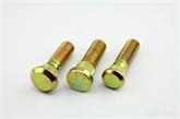 海盐宏润紧固件有限公司是一家专业制造4.8级、8.8级、10.9级和12.9级的六角法兰螺栓(包括防