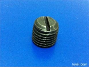 专业生产 GB73紧定 不锈钢紧定螺丝 一字尖平紧定 厂家直销