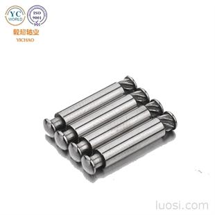 提供各类精加工产品 电机轴 微型轴产品出口加工