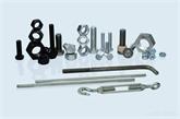 供应钢结构螺栓(地脚螺栓、镀锌串杆、10.9级高强螺栓、10.9级扭剪、圆柱头焊钉、镀锌螺栓、自钻)