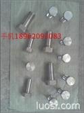 钢结构螺栓  高强度螺栓  大六角头螺栓  红打大螺栓 GB1228  SH3404